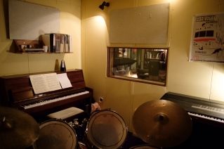 Studio A (recording Room)