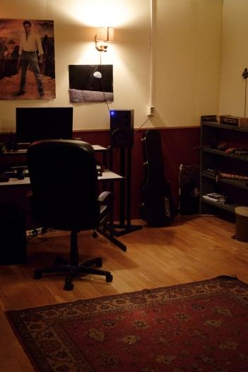 Studio B (extra werkplek)
