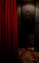 Vocal booth